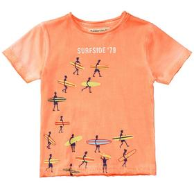 Kn.-T-Shirt - 310/SOFT ORANGE