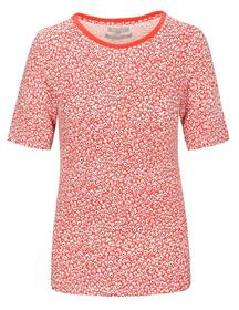 Staccato BASEFIELD T-Shirt mit Blumenprint