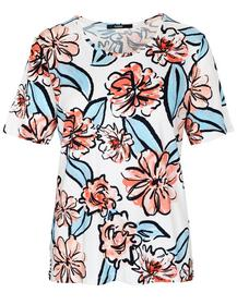 (S)NOS Rdh.-Shirt, 1/2 Arm - 514/514 LIMETTE-HI. T