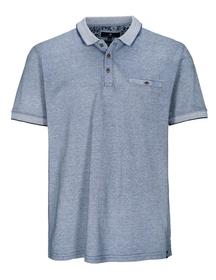 Polo Shirt 1/2 - 607/BLUE NAVY