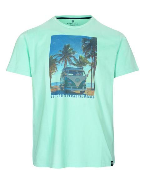 Basefield Rundhals T-Shirt 1/2