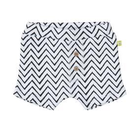Shorts - 100/WHITE AOP
