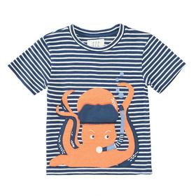 Kn.-Streifen-T-Shirt