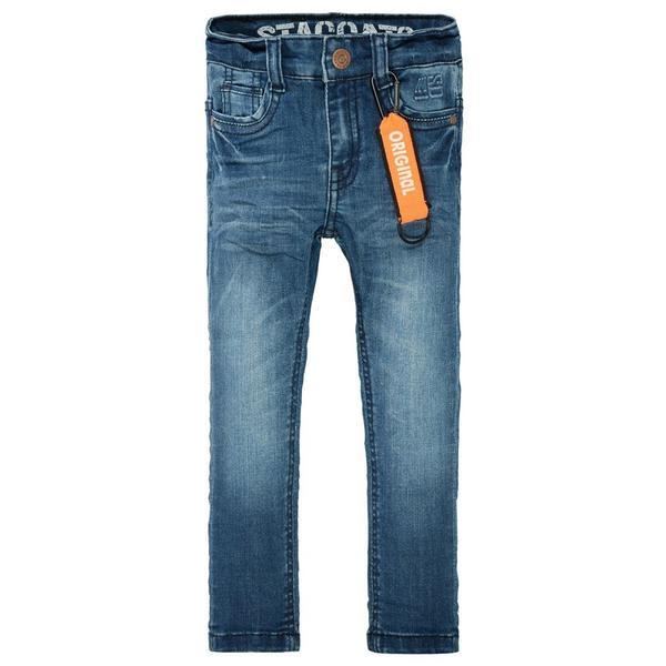 Kn.-Jeans, Skinny + Hanger