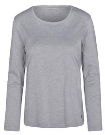 (S)NOS Rdh.-Shirt, 1/1 Arm,uni - 633/633 BLEU MEL.