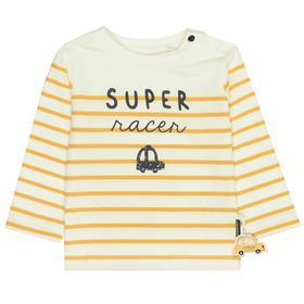 Kn.-Shirt - 306/DARK SUN STR.