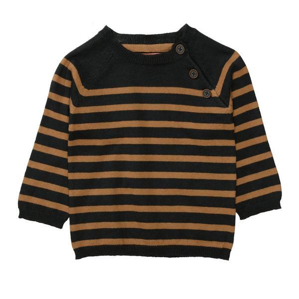 Staccato Streifen-Pullover