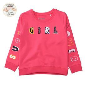 Staccato Mädchen Sweatshirt-pink Größe: 104/110