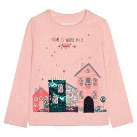 Md.-Shirt - 404/OLD ROSE MEL.