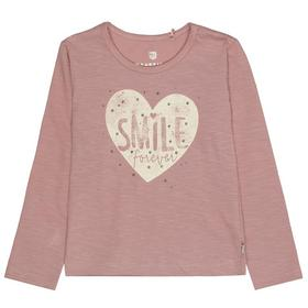 Md.-Shirt - 424/DUSTY ROSE