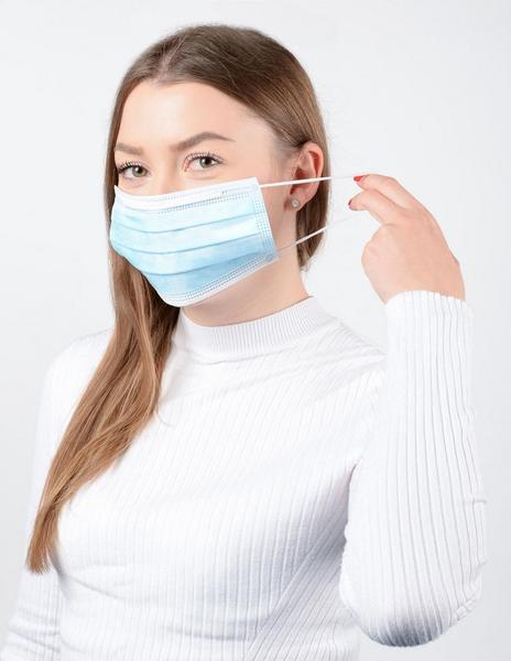 Hygieneschutz-Maske