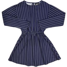 Kleid - 650/STEEL BLUE