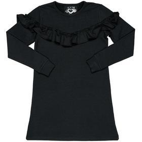 Sweatkleid - 901/BLACK