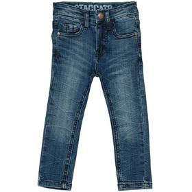 Kn.-Jeans, Skinny - 653/MID BLUE DENIM