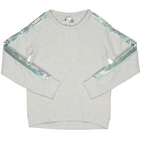 Sweatshirt - 805/GREY MEL.