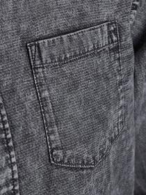 JORERIK SHIRT LS - 188778001/Grey Denim/SLIM