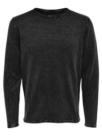 ONSGARSON 12  WASH CREW NECK KNIT NOOS