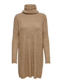 ONLJANA L/S COWLNCK DRESS  WOOL KNT