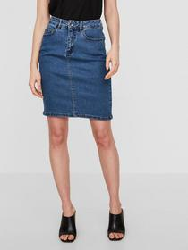 VMHOT NINE HW DNM PENCIL SKIRT NOOS - 178001/Mediu