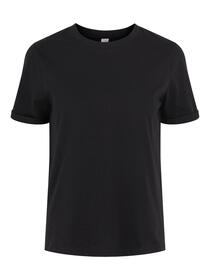PCRIA SS FOLD UP SOLID TEE NOOS BC