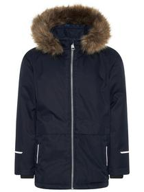NKMSNOW08 JACKET SOLID FO