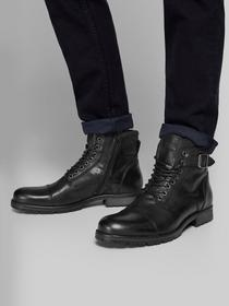 JFWALBANY LEATHER ANTHRACITE STS