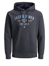 JCOJAMES SWEAT HOOD CAMP - 175917001/Sky Captain/M