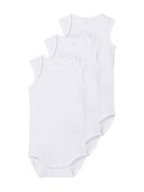 NBNBODY 3P TANK SOLID WHITE NOOS