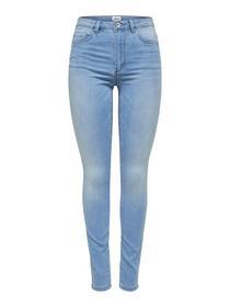 High Waist Skinny-Jeans