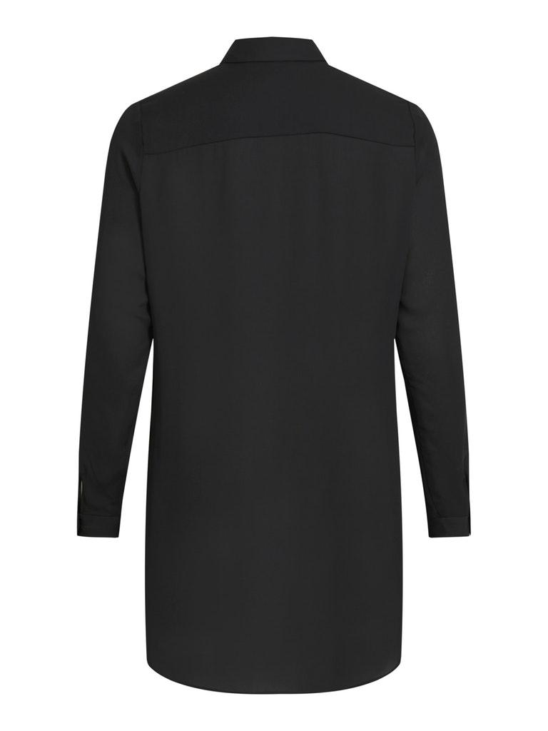 VILUCY BUTTON  L/S TUNIC - NOOS