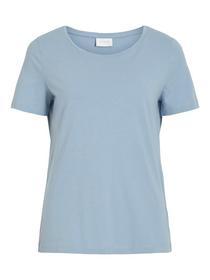 Rundhalsausschnitt T-Shirt