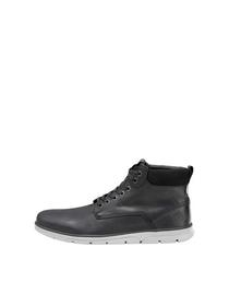 JFWTUBAR LEATHER ANTHRACITE STS