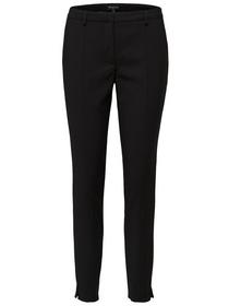 SLFMUSE FIE CROPPED MW PANT BLACK NOOS