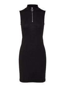 VMCILLAS SL SHORT DRESS JRS, Black
