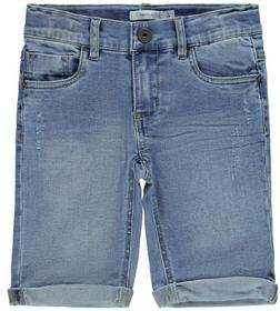 Slim Fit Jeansshorts