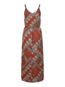 ONLDIANA STRAP MAXI DRESS WVN, Arabian Spice/SCARF PRINT