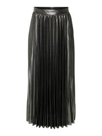 ONLHAILEY PLEATED SKIRT JRS - 177931/Silver