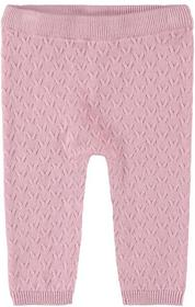 NBFTIFINE KNIT PANT - 178780/Pink Nectar