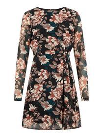 VMWILMA LS SHORT DRESS WVN