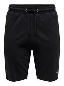 ONSNEIL SWEAT SHORTS - 187679/Black