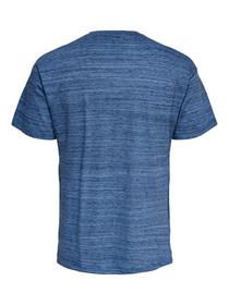 ONSMILL DROP SH TEE CE 5818 - 198830/Cashmere Blue