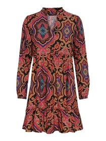ONLBETTY L/S SHORT  DRESS WVN