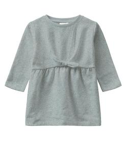 NMFVIBS LS SWE DRESS BRU T - 179334/Grey Melange
