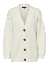 SLFBAILEY LS KNIT BUTTON CARDIGAN NOOS
