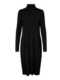 VMGAVA LS ROLL NECK DRESS VMA