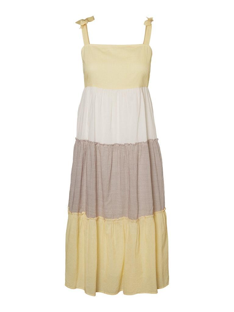 VMHADDY SL CALF DRESS WVN GA