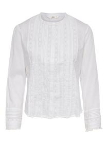 ONLVERLERIA LIFE LS LACE PLEAT DNM