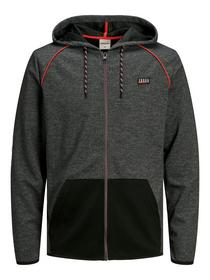 JCOCOLTS SWEAT ZIP HOOD CAMP