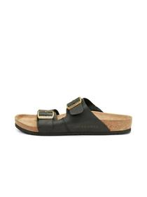 JFWCROXTON LEATHER ANTHRACITE 20 ST