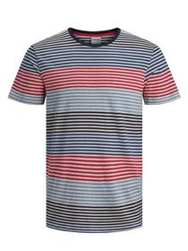 JCOARAF TEE SS CREW NECK - 177173002/Chinese Red/S